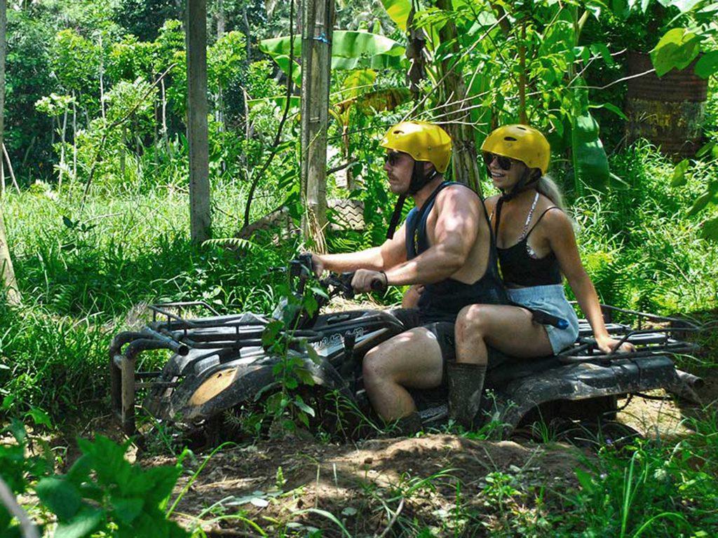 ATV Tandem Ride