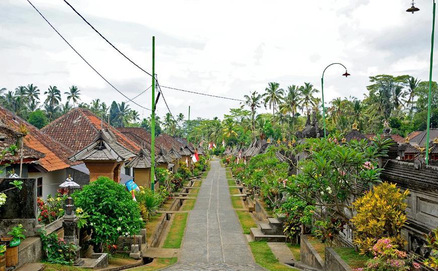 Penglipuran village things to do in bali indonesia