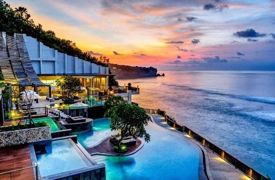 bali luxury resort