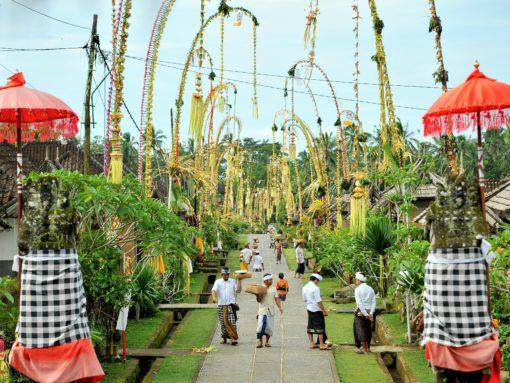 bali destinations; penglipuran village