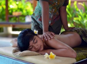 Lavender Spa - Massage Treatment