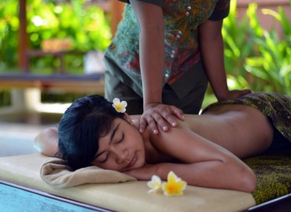 Lavender Spa - Massage Treatment