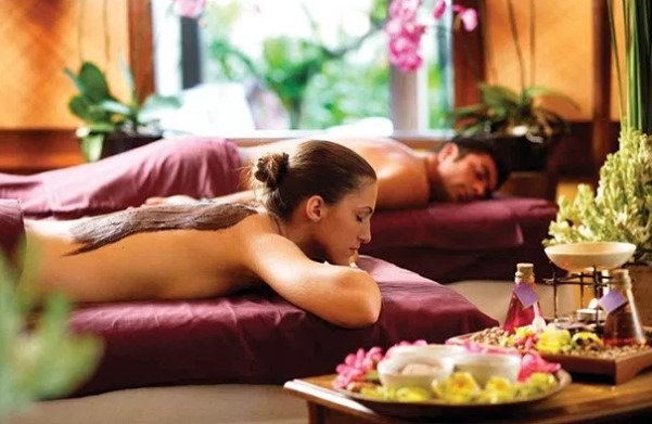 massages and spas in bali