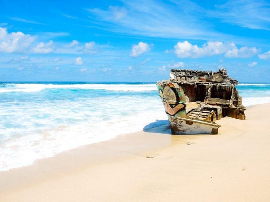 nyang nyang beach