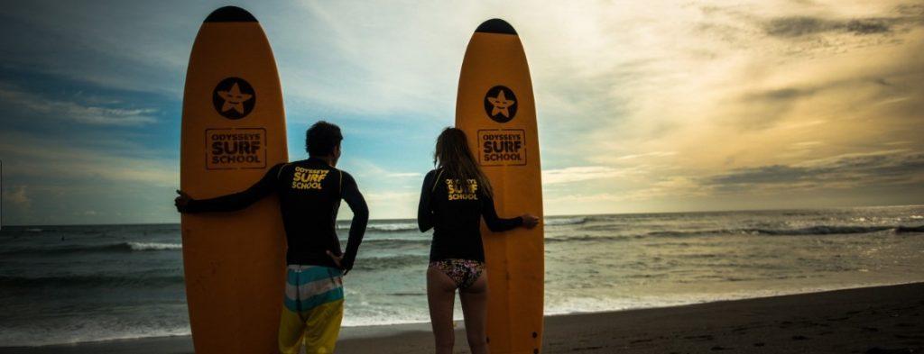 odyssey surf school