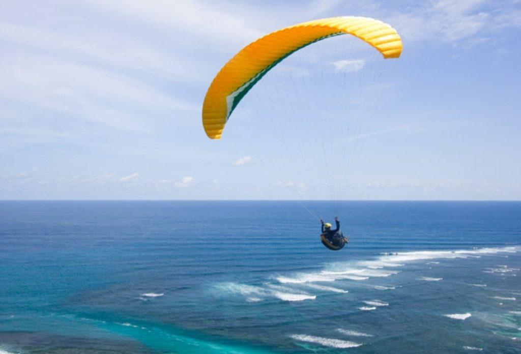 paragliding timbis
