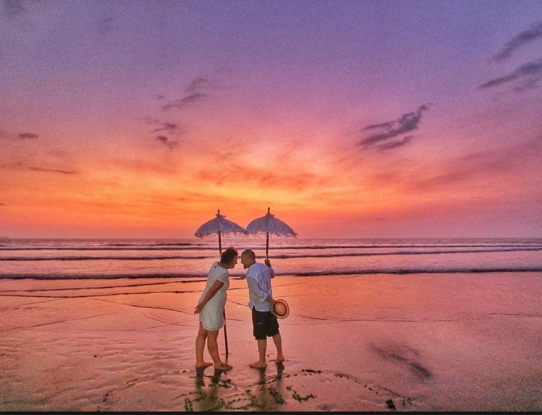 romantic in kuta
