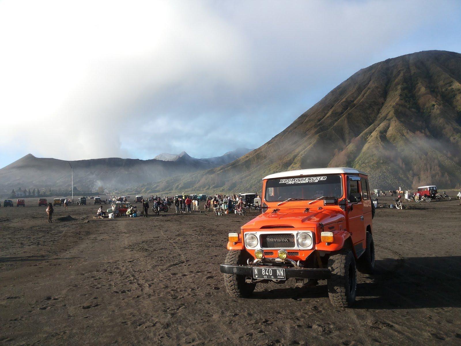 Mt Bromo Sunrise Tour Form Surabaya Or Malang Midnight Madakaripura 5
