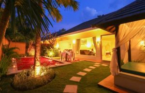 The Yubi Boutique Villa Seminyak