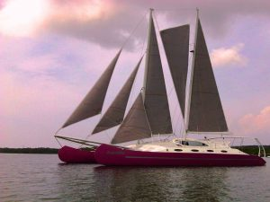 Aneecha Catamaran