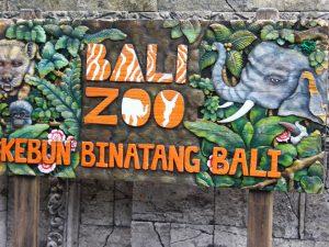 Bali Zoo