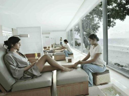 bali spa; Theta Spa by the Sea