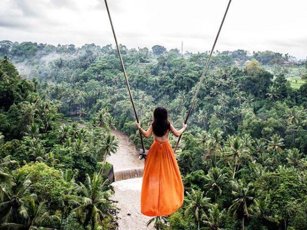 Ubud Jungle Swing