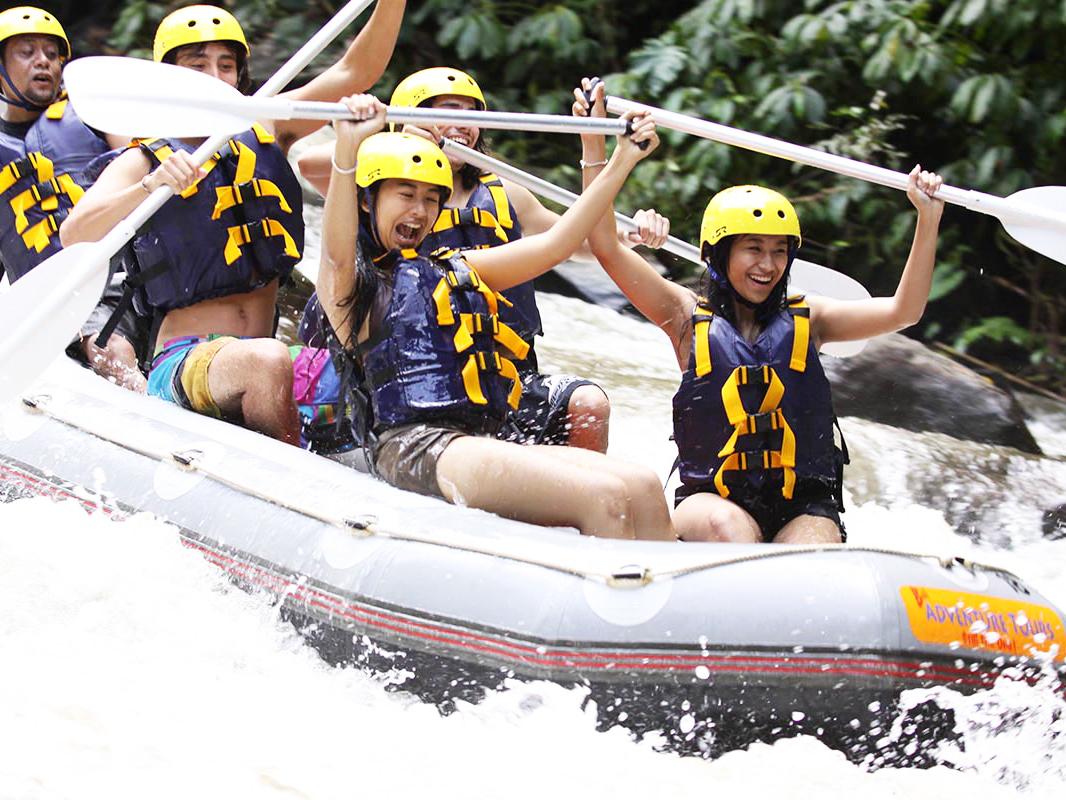 Bali Mason Adventure White Water Rafting Wandernesia