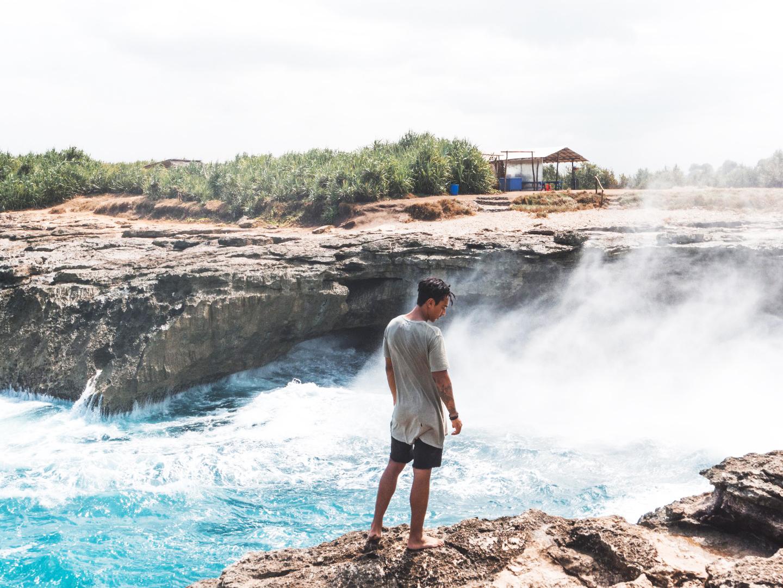 Two Island Snorkeling Trip Bali Nusa Penida Lembongan Paket And Admire The Spectacular View Of Devil Tears