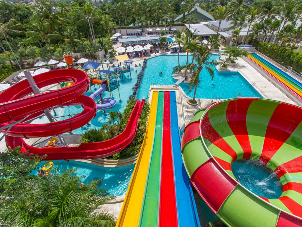 Splash Water Park Bali Wandernesia