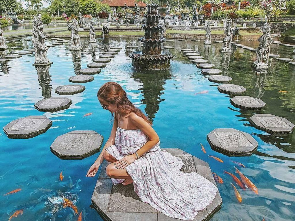 Bali Instagram Tour: Tirta Gangga