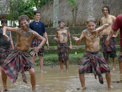 Mepantigan Bali - Mud Fun