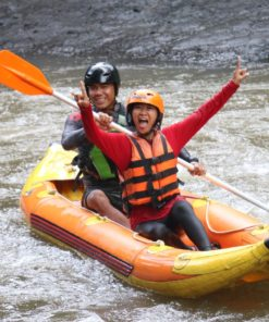 Ayung River Kayaking