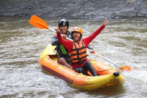 Ayung River Kayaking