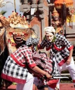 Barong Dance Show (2)