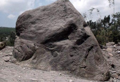 Batu Wajah