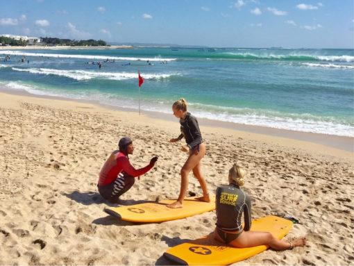 Canggu Bali Surf Lesson (6)