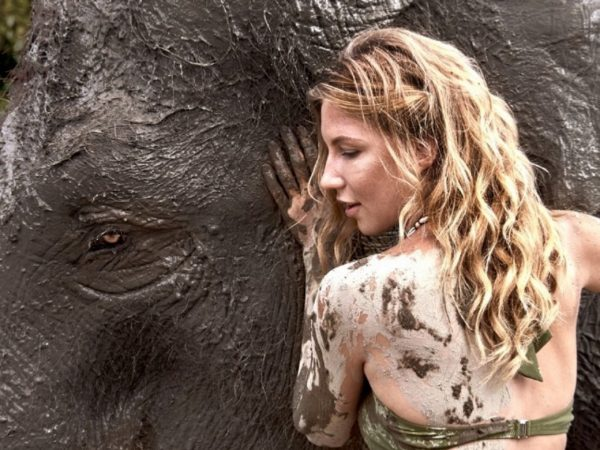 Elephant Mud Fun Experience