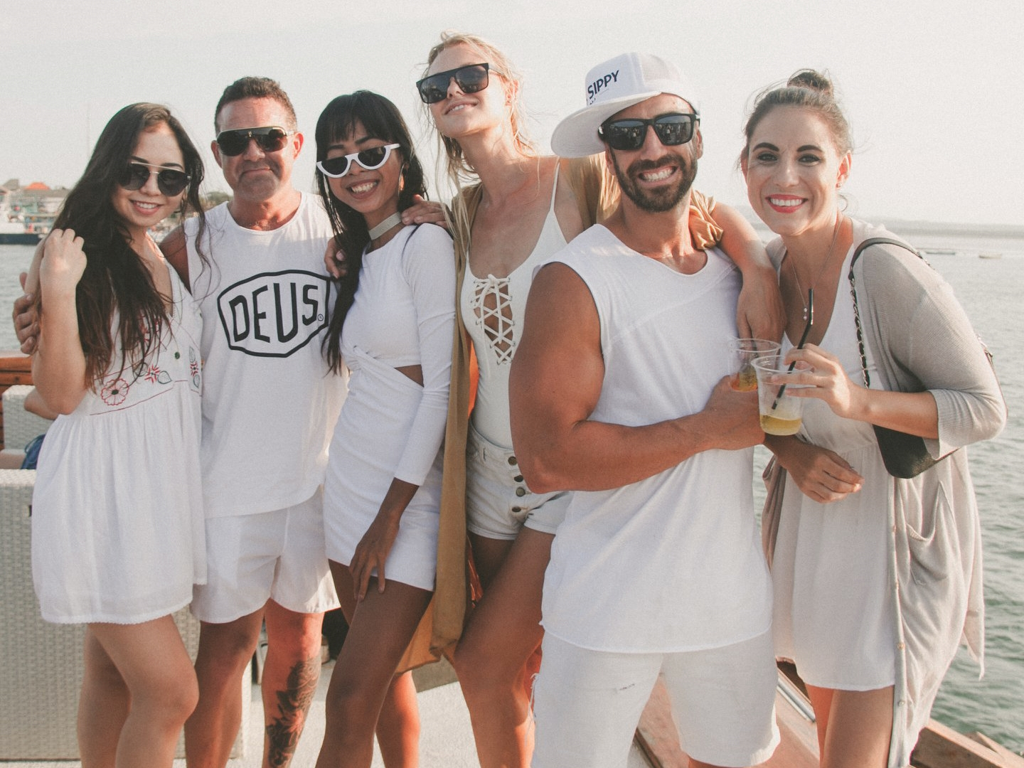Ocean White Party on Cruise (11)