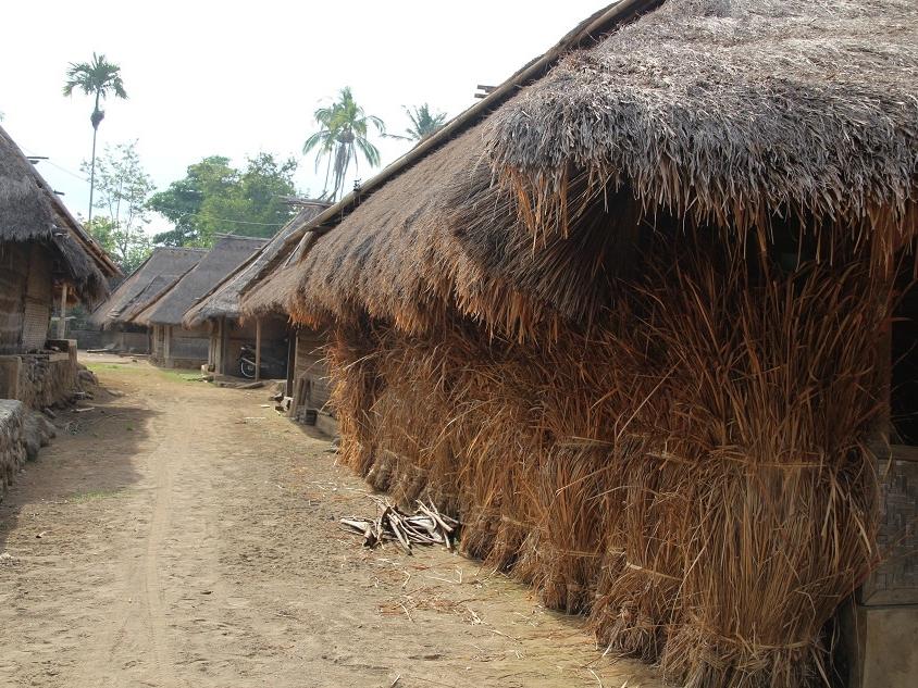 Senaru Sasak Village