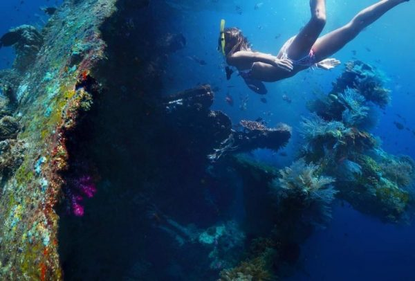 Snorkeling Tulamben