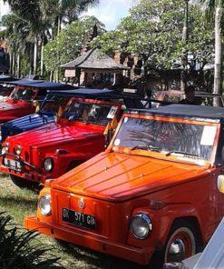 Batur Volcano VW Safari