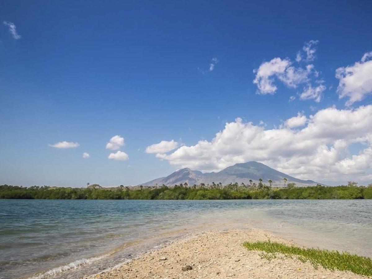 Beach in Baluran National Park