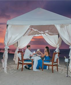 Ma Joly Vegetarian Romantic Dinner with Tent