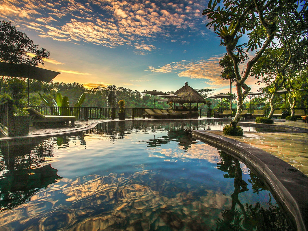Nandini Jungle Resort And Spa Ubud Wandernesia