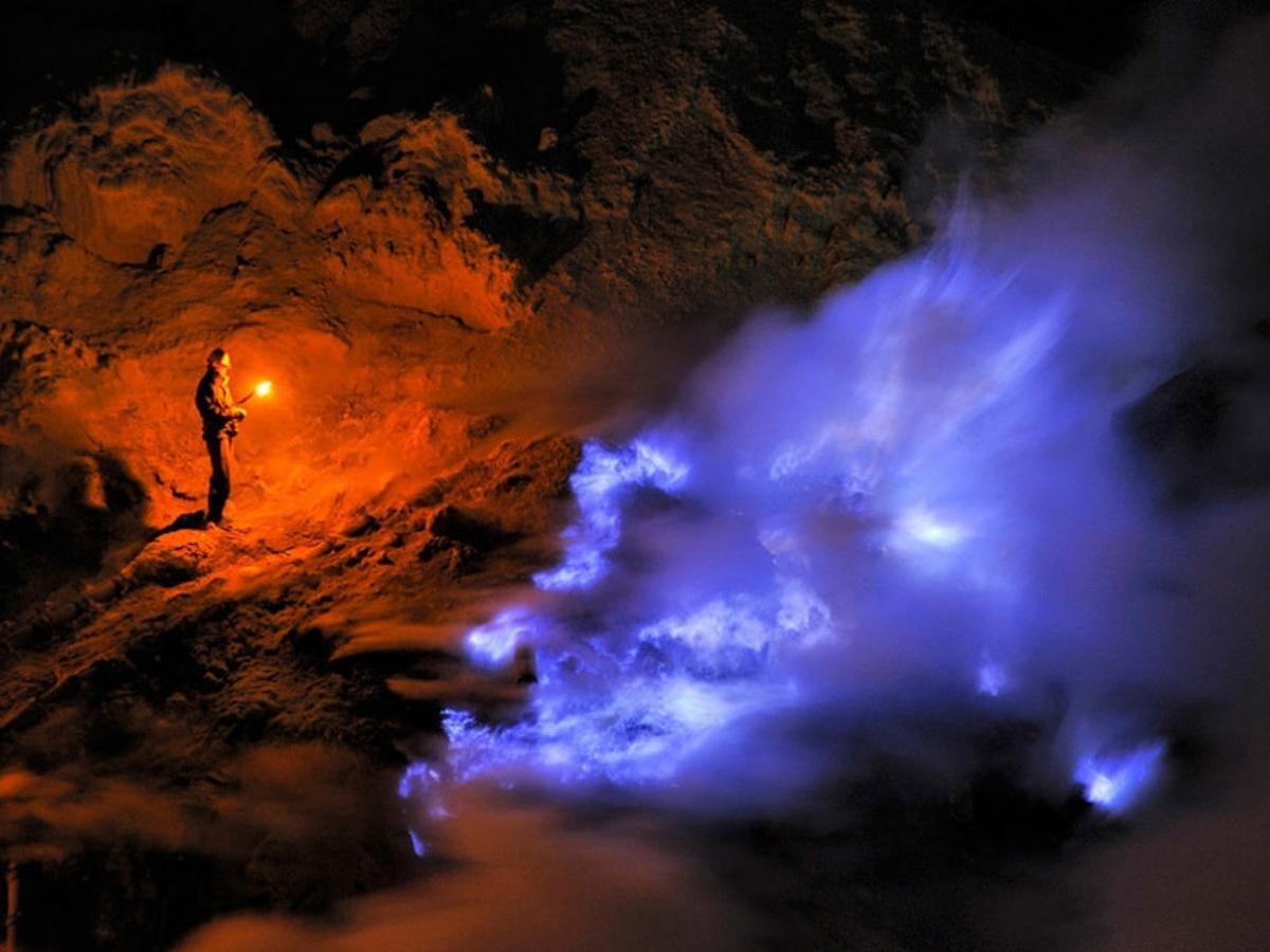 Midnight Open Trip Ijen Crater Tour Start From Banyuwangi Wandernesia