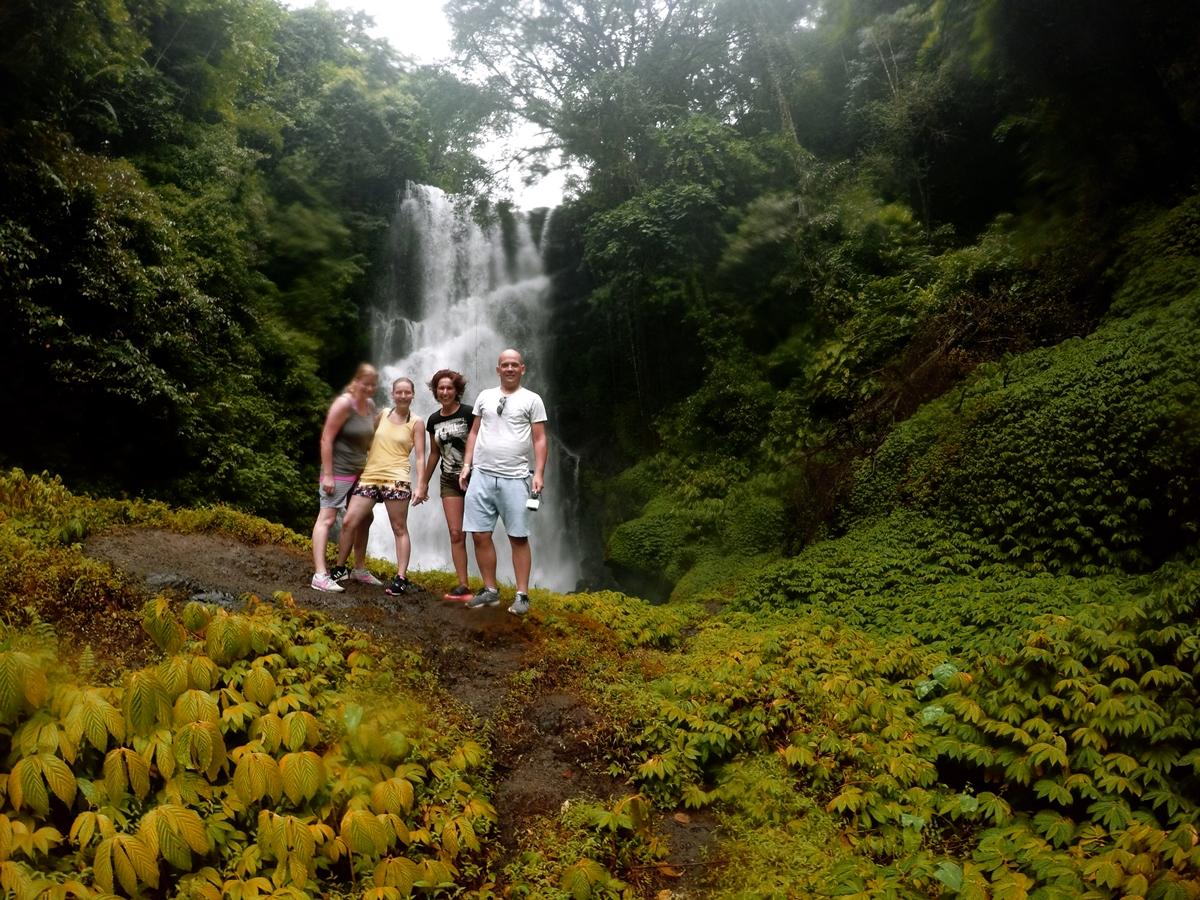 Cemara Waterfall