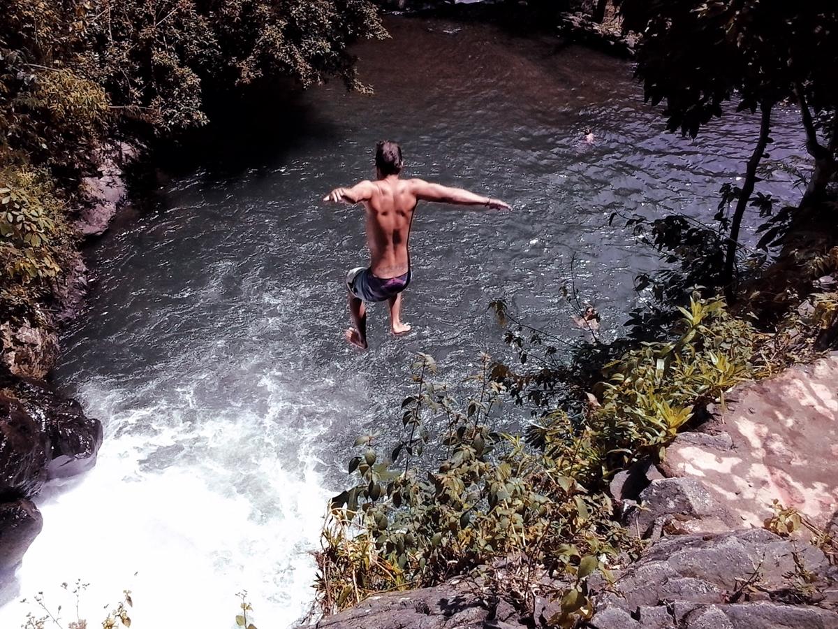 Pucuk Waterfall
