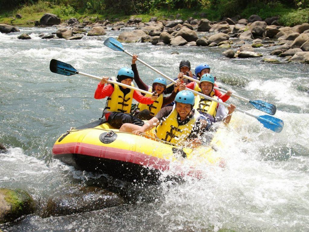 elo rafting