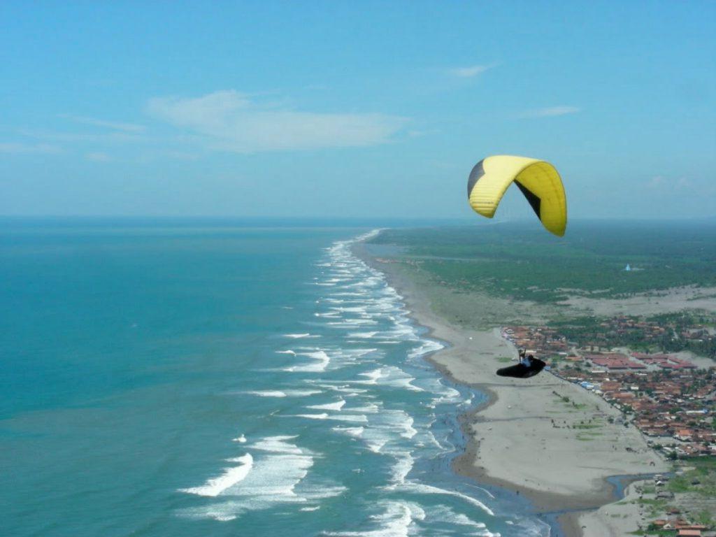 Paragliding Yogyakarta