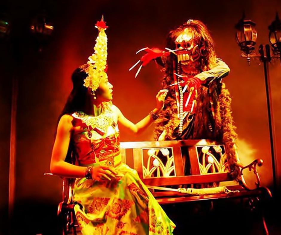 Kuta Theater Magic Show