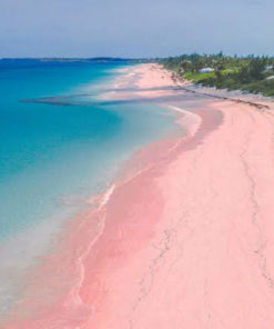 Pink Beach by rawalombok