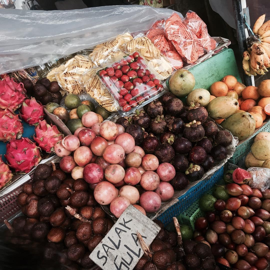 Markets in Bali; Badung Market