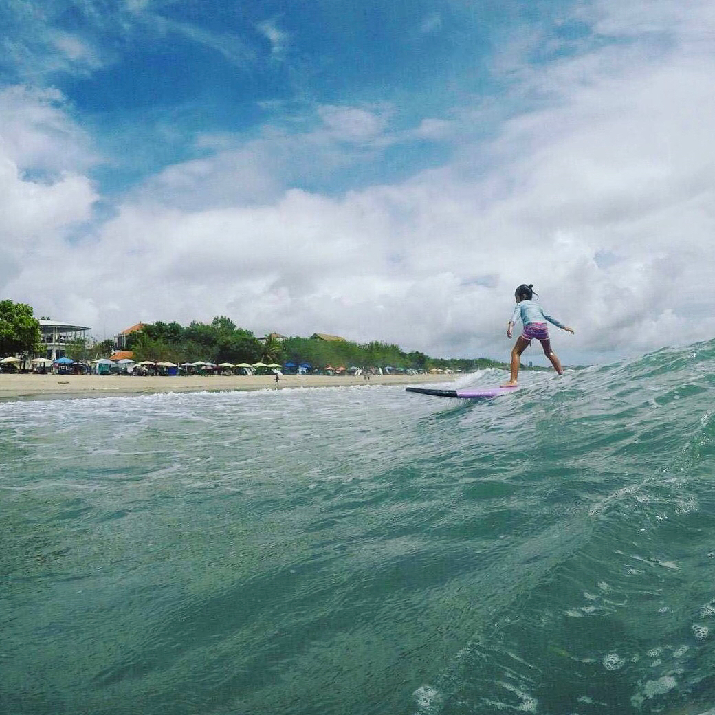 Surf School in Bali; Desu de Bali Surf