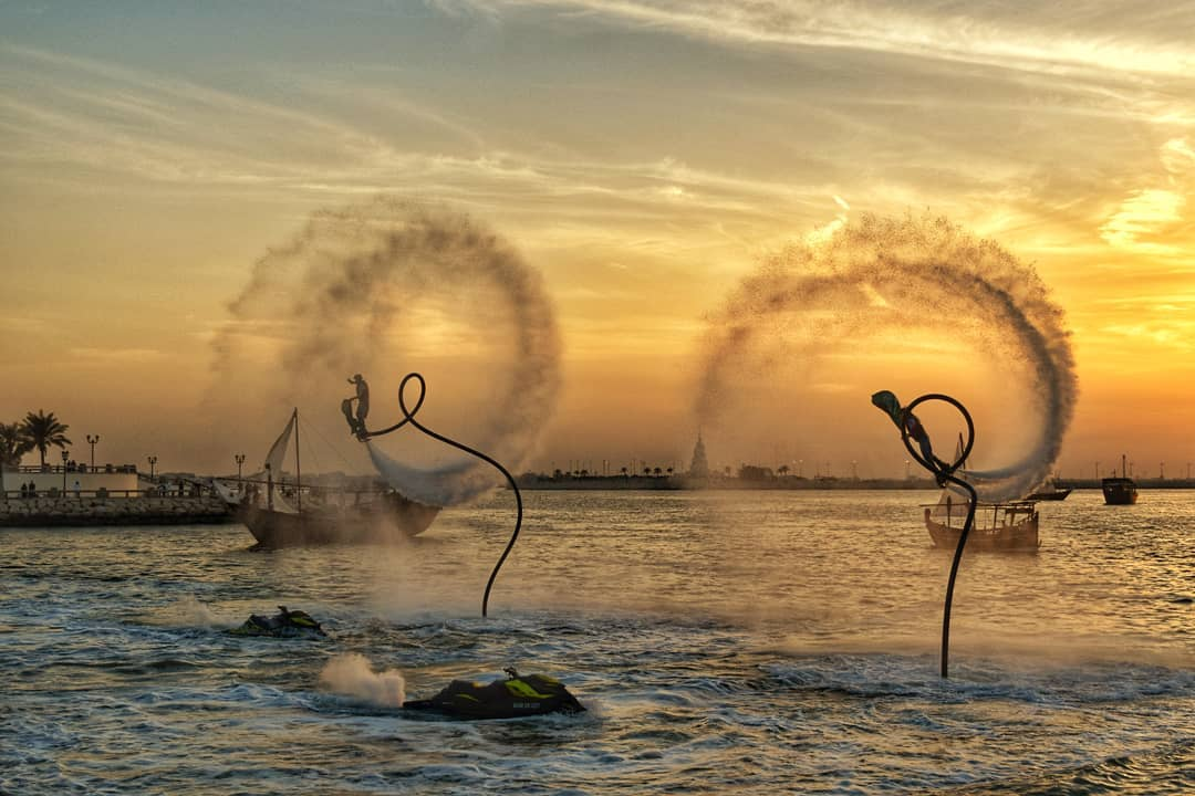 Water Sports in Bali; Flyboard