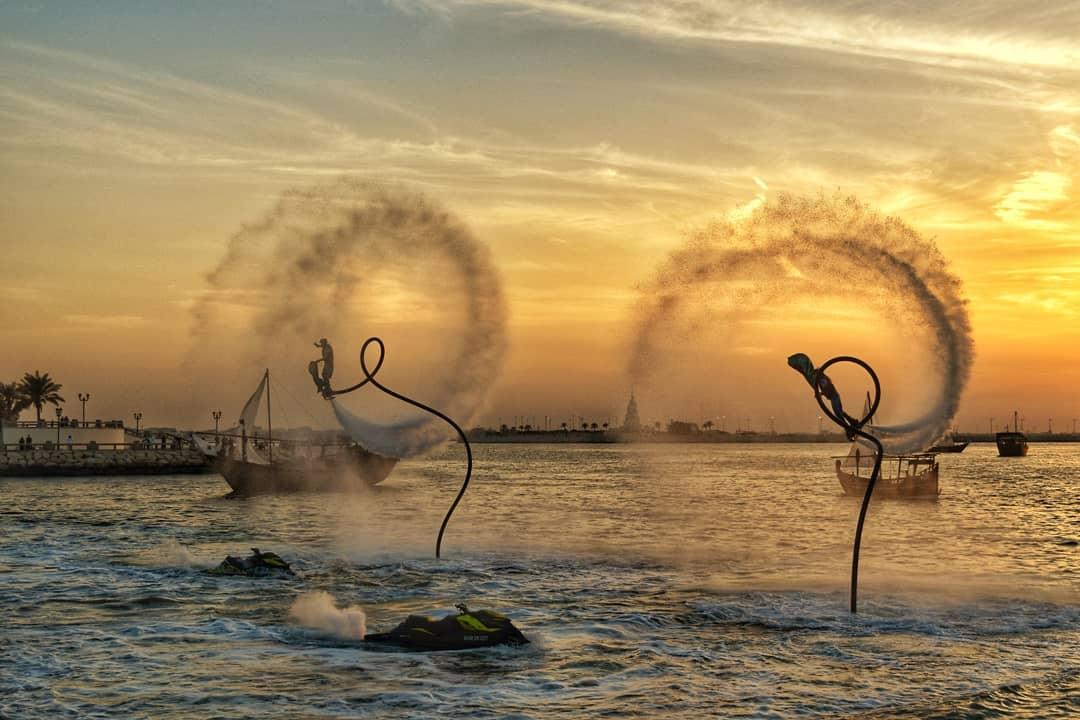 Water Sports in Bali; Flyboard