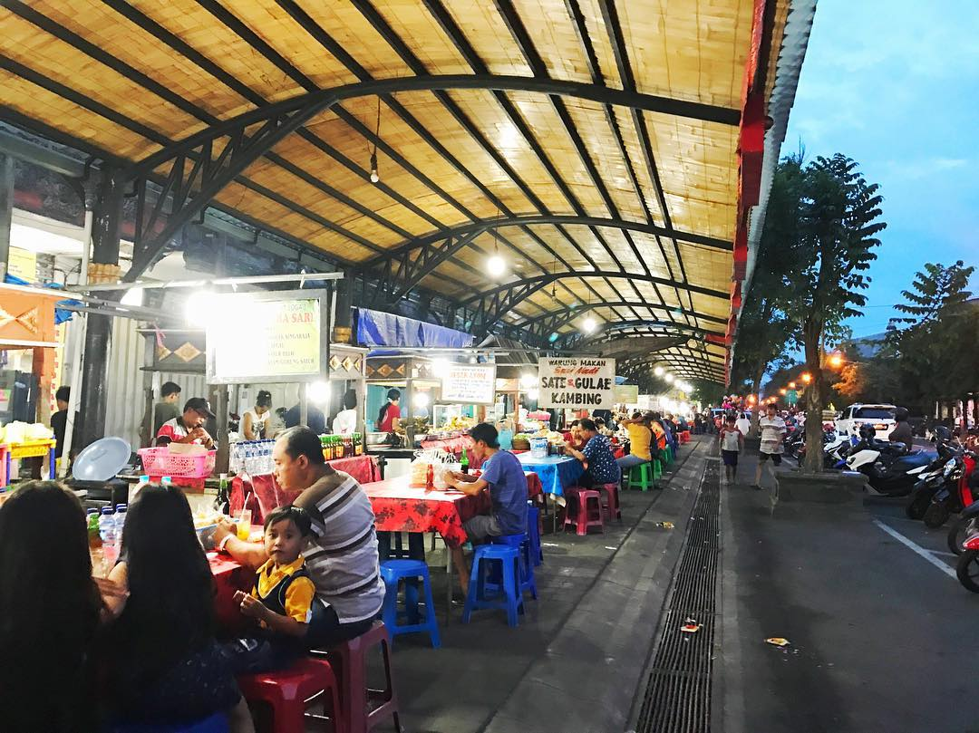 Markets in Bali; Gianyar Night Market