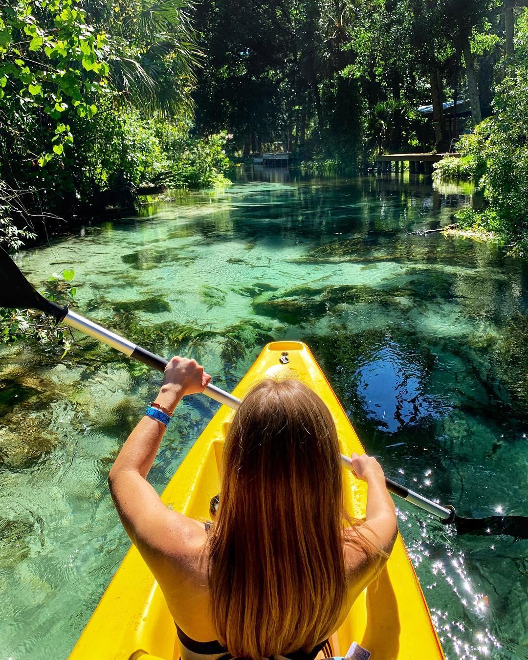 Water Sports in Bali; Kayaking