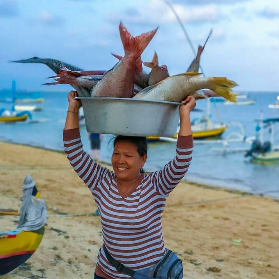 Markets in Bali; Kedonganan Fish Market