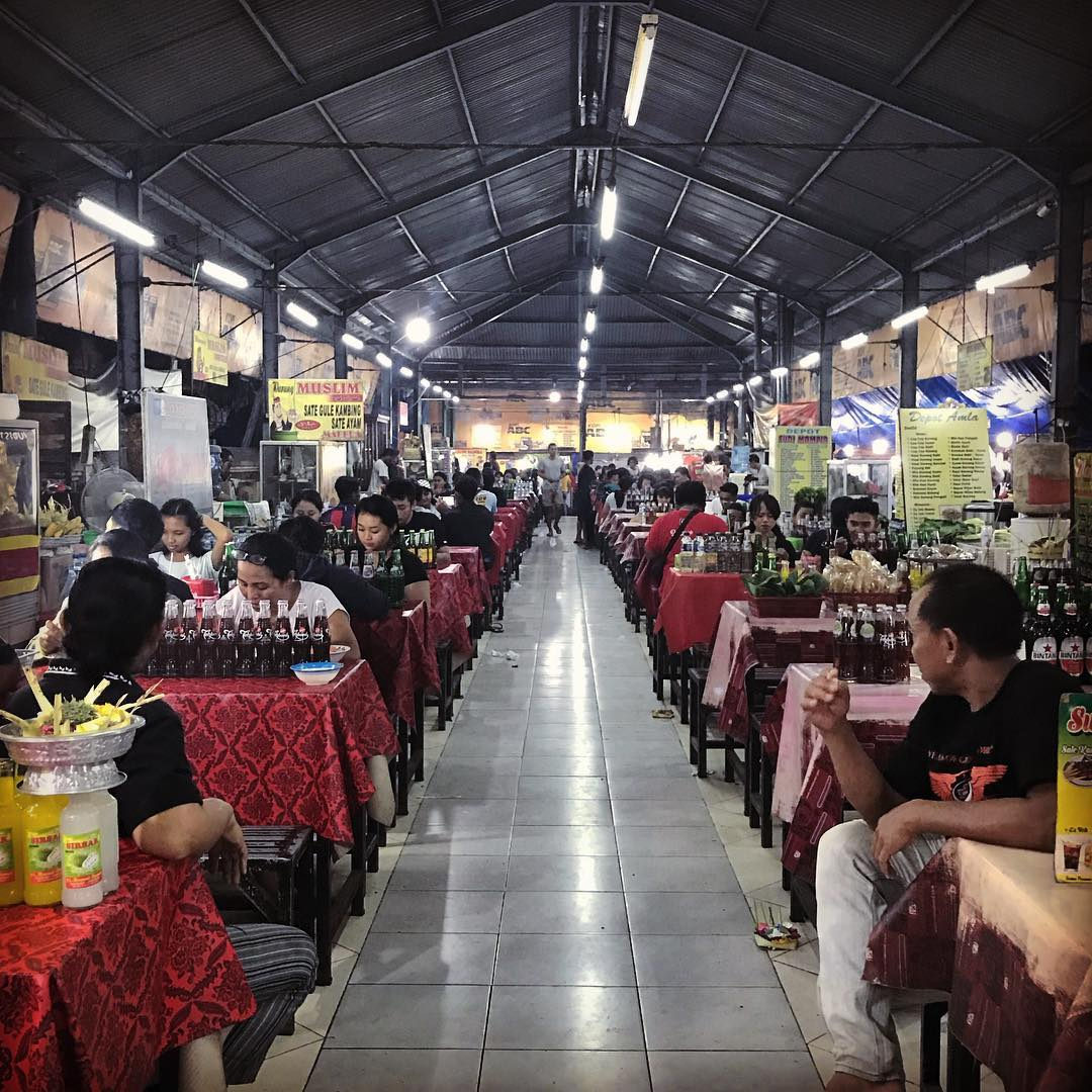 Markets in Bali; Kereneng Night Market
